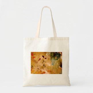 Paleta of colors tote bag
