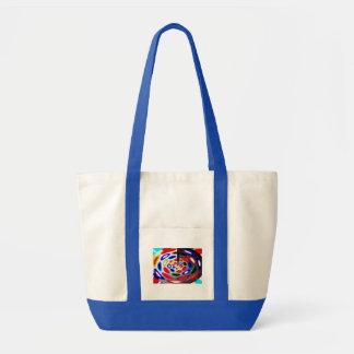 Palette of Meditation Impulse Tote Bag