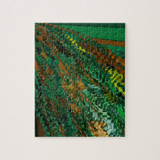 Palette of Mother Earth... Jigsaw Puzzle
