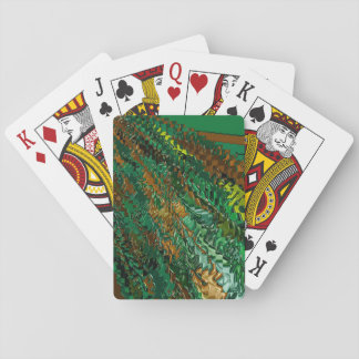 Palette of Mother Earth... Playing Cards