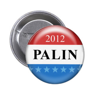 Palin 2012 2 inch round button