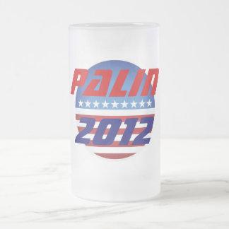 Palin 2012 Beer Mug