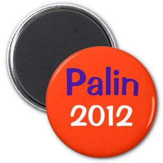 Palin 2012 magnet