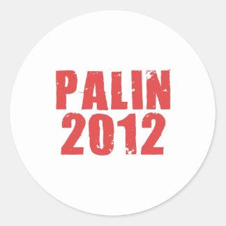 Palin 2012 Stickers