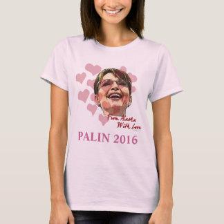 Palin 2016 Campaign Tank Top
