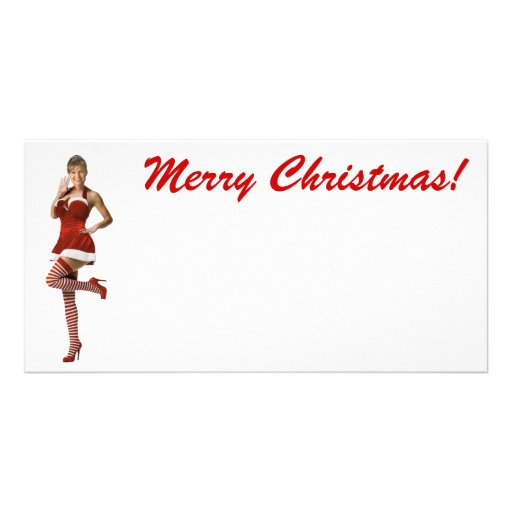 Palin Christmas(t shirt, xmas cards, buttons) Personalized Photo Card