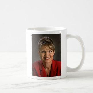"Palin for President 2012 ""You Betcha"" Classic White Coffee Mug"