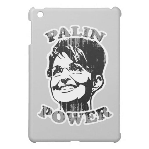 Palin Palin Power Faded.png Cover For The iPad Mini
