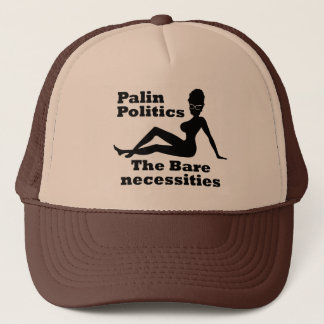 Palin Politics Trucker Hat