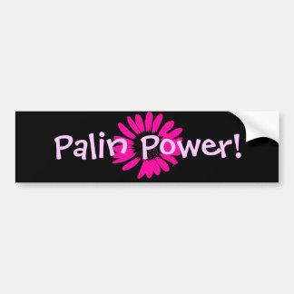 Palin Power! Bumper Sticker