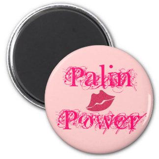 Palin Power 2 Inch Round Magnet