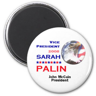 PALIN VP Magnet