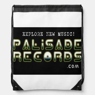PALISADE RECORDS backpack