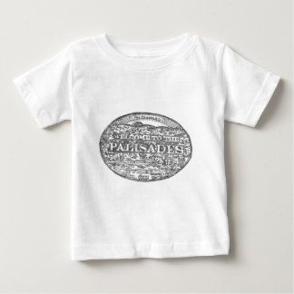 Palisades Community Hand sketched logo for the loc Baby T-Shirt