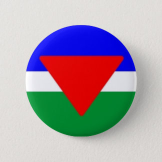 Palisra Flag 2 Inch Round Button