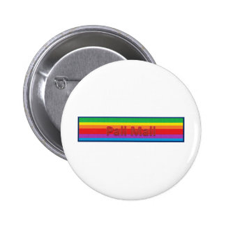 Pall Mall Style 3 Pinback Buttons