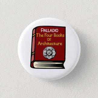 Palladio The Four Books of Architecture Button