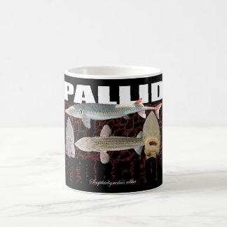 Pallid Sturgeon Collage Mug