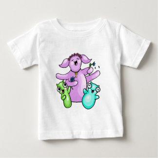 Pallo, Isi and Nin Baby T-Shirt