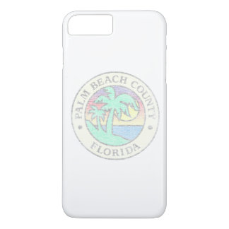 Palm Beach County iPhone 8 Plus/7 Plus Case