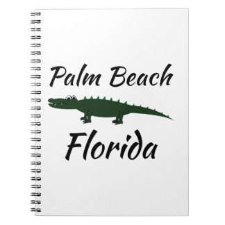 Palm Beach Florida Note Book