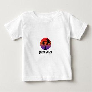 Palm Beach in Aruba. Baby T-Shirt