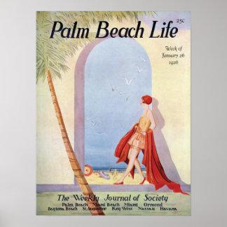 Palm Beach Life #18 print