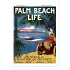 Palm Beach Life #19 postcard