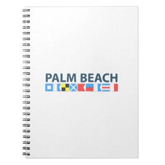 Palm Beach. Notebook