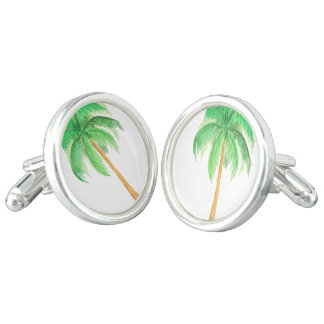 PALM BEACH PARTY ACCESSORY OR FAVOUR CUFFLINKS