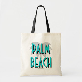 Palm Beach tote bag | Art deco style