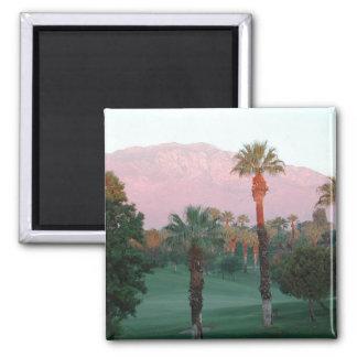 Palm Desert at Sunset Magnet