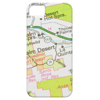 Palm Desert, California Case For The iPhone 5
