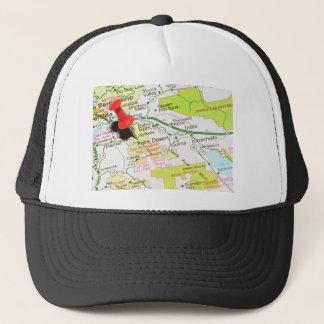 Palm Desert, California Trucker Hat