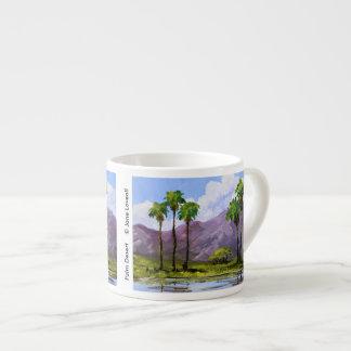 Palm Desert Espresso Mug