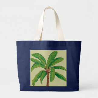 Palm- extra large  tote