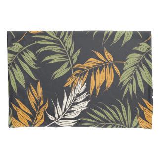 Palm Fonds Fall Style Pattern Pillowcase