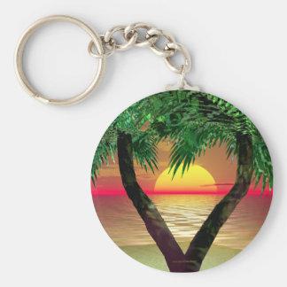 Palm Frame Keychain