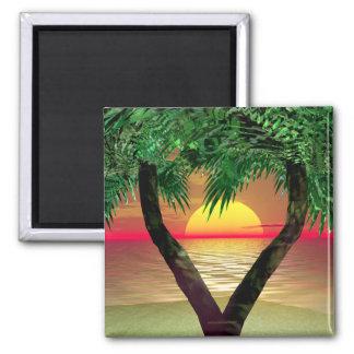 Palm Frame Magnet