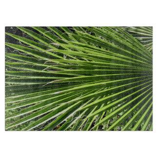 Palm Fronds Cutting Board