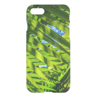 Palm Fronds, Grove Farm, Kauai, Hawaii iPhone 8/7 Case