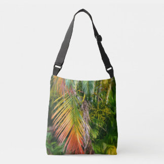 Palm Glow 2 Cross Body Bag