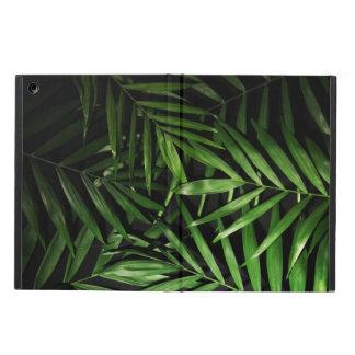 Palm leaves iPad air case