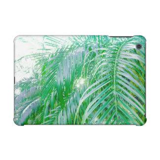 palm leaves iPad mini retina cover