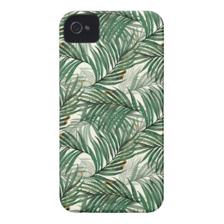 Palm leaves iPhone 4 cover