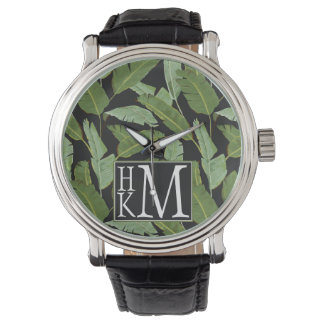 Palm Leaves | Monogram Watches