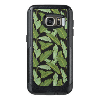 Palm Leaves OtterBox Samsung Galaxy S7 Case