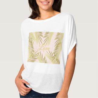 palm leaves sea breams T-Shirt