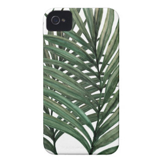 Palm leaves t-shirt Case-Mate iPhone 4 case