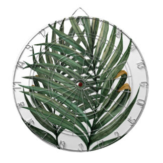 Palm leaves t-shirt dartboard